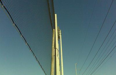 Concrete Pole Structure