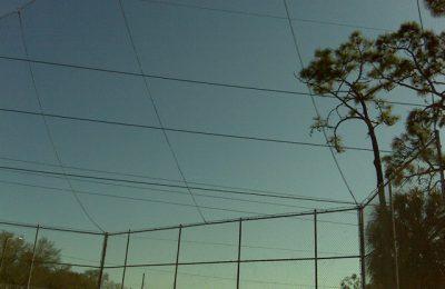 Backstop Netting Baseball