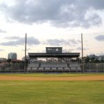 Baseball Netting Installation