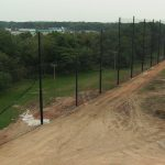 Golf Netting Installation