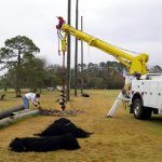 Barrier Netting Installations
