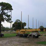 Golf Barrier Netting