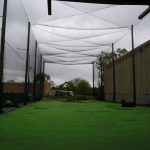 Enclosed Driving Range