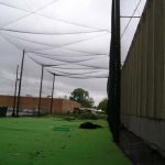 Enclosed Netting Structure