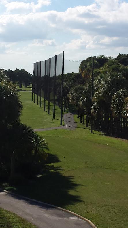 Golf Barrier Nets