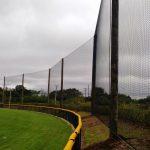 40 foot high sports netting