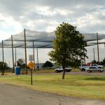 Completed Netting Enclosure