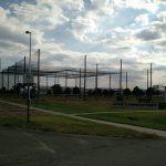 Barrier Net Enclosure
