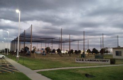 K-State UAS Laboratory Pavilion