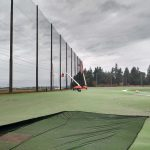 90' High 600' Long Driving Range Nets