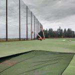 600' in Golf Barrier Netting