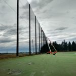90' Driving Range Barrier Nets