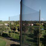 Golf Facility Barrier Netting