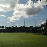 Golf Barrier Netting Install Jonathan's Landing