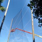 Hanging Golf Netting Panels