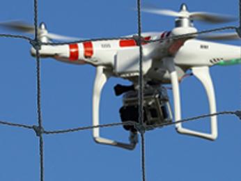 CUSTOM DRONE NETTING