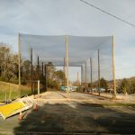 UAV Netting Enclosure