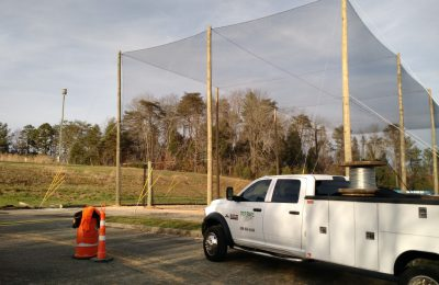 UAS Netting Enclosure