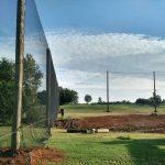 Golf Barrier Netting Installation Georgia