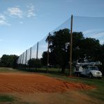 Golf Course Barrier Netting