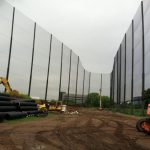 21Golf Barrier Net Installation Complete