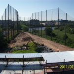 150' High Driving Range Nets