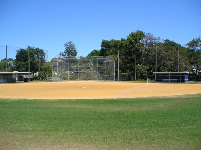 Baseball Amp Softball Netting System Admiral Farragut Fl