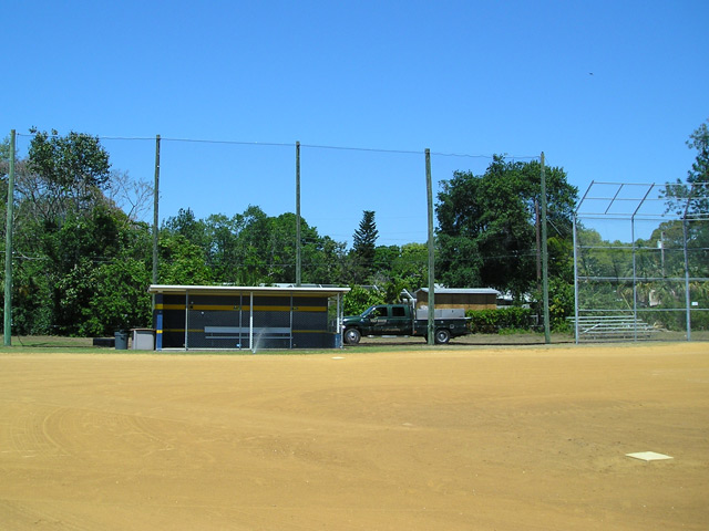 Baseball Barrier Netting