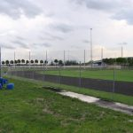Track and Field Netting