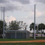 High School Sports Netting