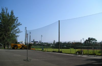 Perimeter Sports Netting