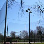 Custom Tennis Court Netting