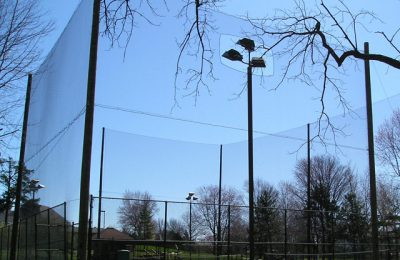 Custom Tennis Court Netting