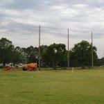 Sports Barrier Netting for Golf