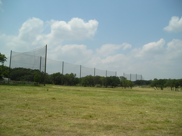 Driving Range Nets