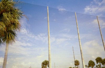 Golf Barrier Netting Panels 100' High