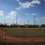 Retractable Sports Netting System