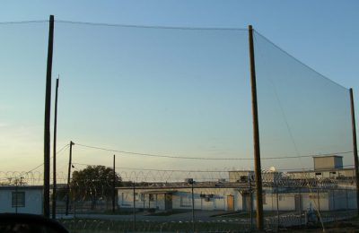 Correctional Barrier Netting
