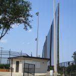 Baseball Field Netting