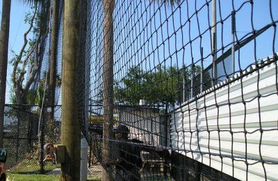 Durable Baseball Netting