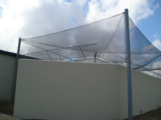 Contraband Netting System
