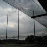Fall Arrest Safety Netting Install at TopGolf