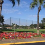 Country Club Barrier Netting