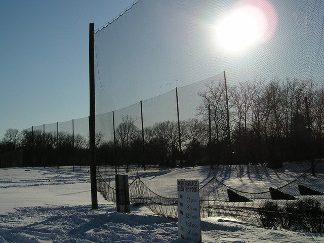 Netted Driving Range Amp Golf Course Shortee S Golf In