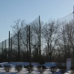 Golf Barrier Netting Installations