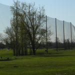 Golf Barrier Net Cabling