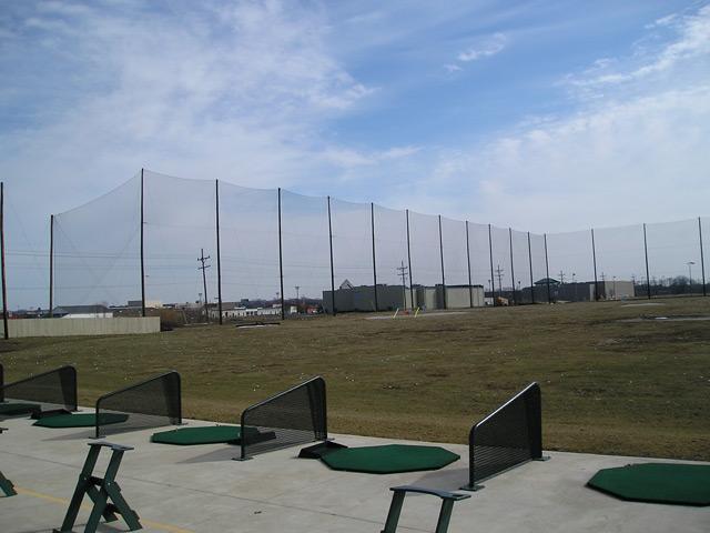 Barrier Netting For Golf Course Amp Driving Range Stanley