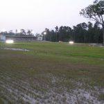 Driving Range Lighting, Ground Lighting
