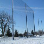Soccer Field Sports Netting