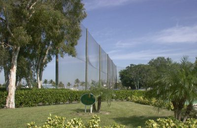 Golf Course Netting USF
